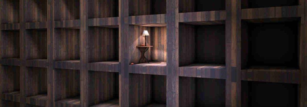 lampada isolata